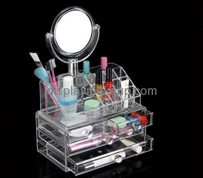 Makeup Display Stand Suppliers Customize Acrylic Make Up Storage Containers Dmo 521