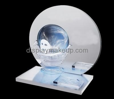 Acrylic Manufacturers Custom Plastic Counter Display Stands DMD40 Fascinating Plastic Counter Display Stands