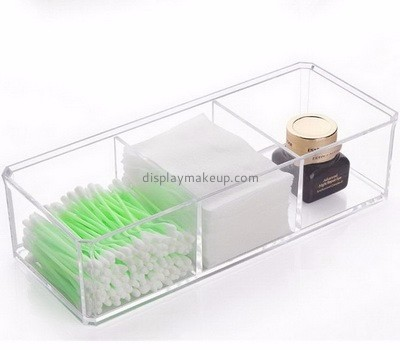 Wholesale acrylic acrylic makeup box acrylic cosmetic box arcylic makeup organizer DMO-101