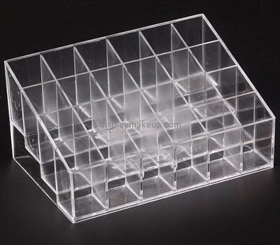 Factory wholesale acrylic display racks cosmetics display stands counter stand display DMD-192