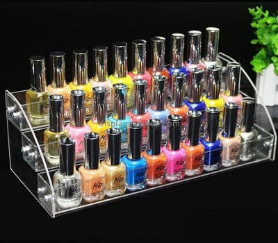 Factory direct sale acrylic display holders polish stand makeup display stand DMD-258
