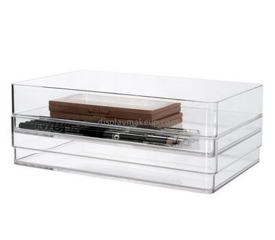 Custom design beauty organizer make up organizers small acrylic boxes DMO-142