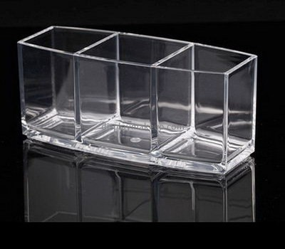 Acrylic display supplier customized cosmetic makeup brush holder DMO-614