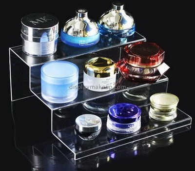 Display stand manufacturers custom acrylic cosmetic retail display holder DMD-820
