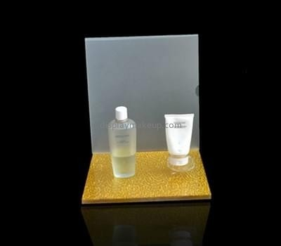 Acrylic supplier custom acrylic makeup display DMD-1110