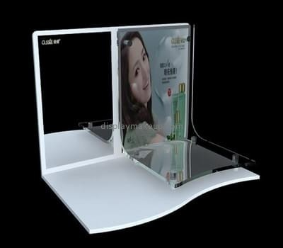 Bespoke acrylic cosmetic display stands DMD-1418