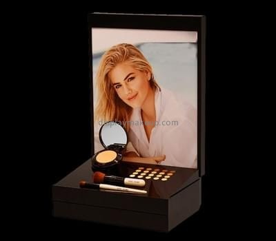 Bespoke acrylic beauty product display stand DMD-1422