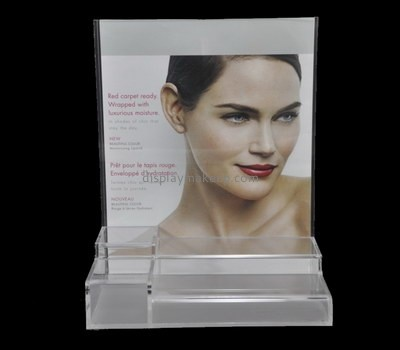 Bespoke acrylic makeup retail display DMD-1461