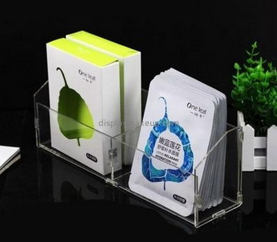 Bespoke acrylic sheet mask holder DMD-1495