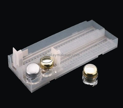 Bespoke acrylic makeup display stand DMD-1515