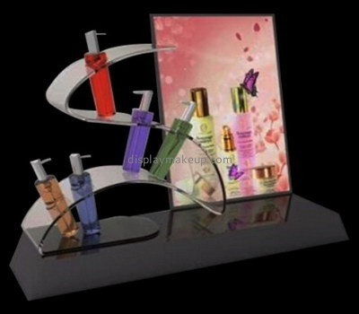 Customize acrylic counter display stand DMD-1573