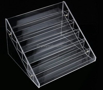 Customize acrylic shop counter display units DMD-1578