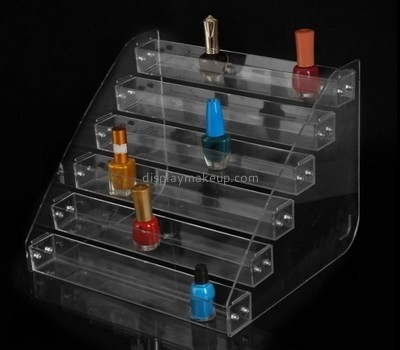 Customize clear perspex counter top display DMD-1577