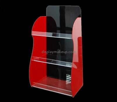 Customize lucite cosmetic product display DMD-1727