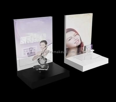 Customize lucite cosmetic retail display DMD-1744