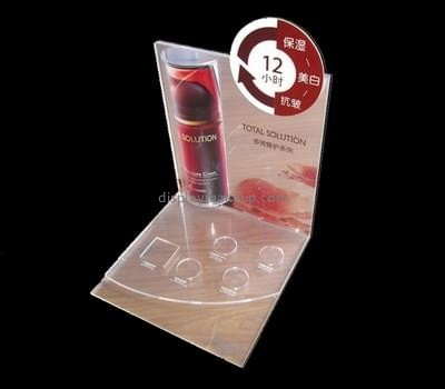 Customize lucite cosmetic store display DMD-1792