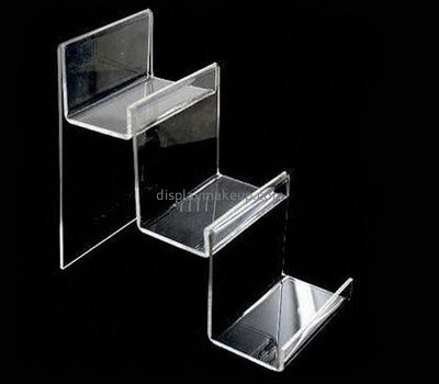 Customize acrylic 3 tier stand DMD-1909