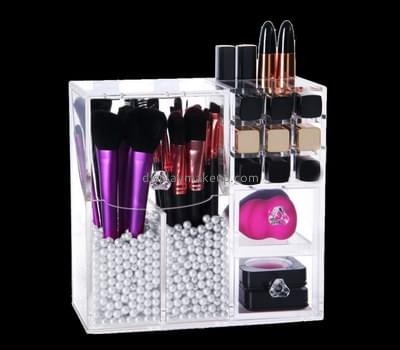 Customize acrylic cosmetic box DMD-1926