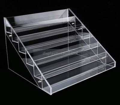 Customize acrylic merchandise display stands DMD-1973