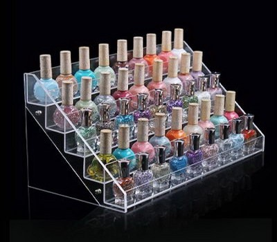Customize perspex nail polish bottle holder DMD-2055