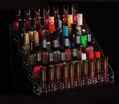 Customize plexiglass opi nail polish holder DMD-2073