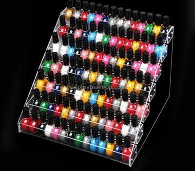 Customized plexiglass nail polish organizer DMD-2111