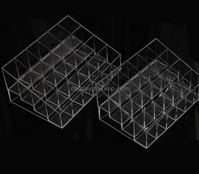Customize clear plastic lipstick holder DMD-2124