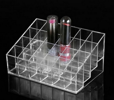 Customize retail acrylic lipstick holder DMD-2135
