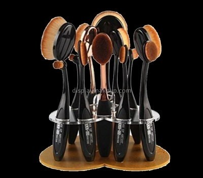 Customize acrylic cosmetic brush holder ideas DMD-2164