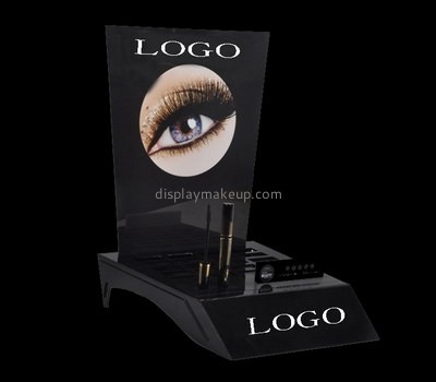 Customize lucite cosmetic display stand DMD-2180