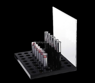 Customize perspex cosmetic product display stands DMD-2185