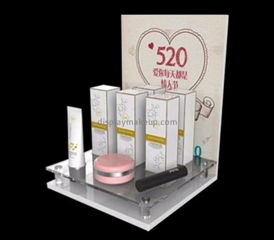 Customize acrylic cosmetics display stands DMD-2193