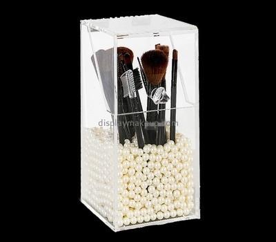 Customize acrylic cosmetic brush case DMD-2213