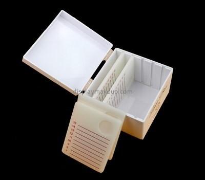 Customize lucite lash box organizer DMD-2220