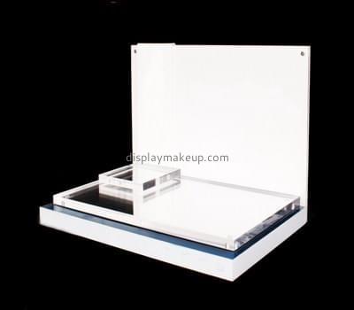 Customize acrylic makeup display for sale DMD-2228
