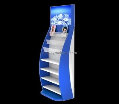 Customize acrylic shop display cabinets DMD-2235
