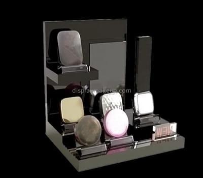 Customize perspex makeup store display DMD-2244