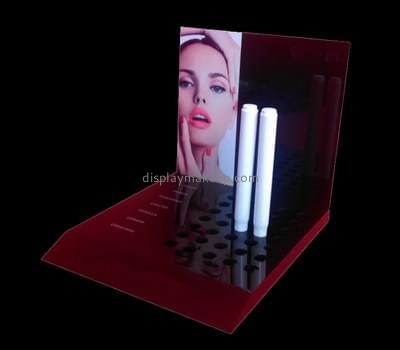 Customize lucite cosmetic display stand DMD-2253