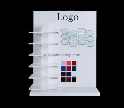 Customize plexiglass product display rack DMD-2255