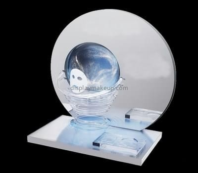 Customize lucite cosmetic shop display DMD-2257