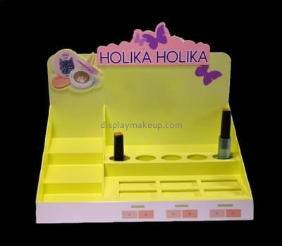 Customize lucite cosmetic store display DMD-2263