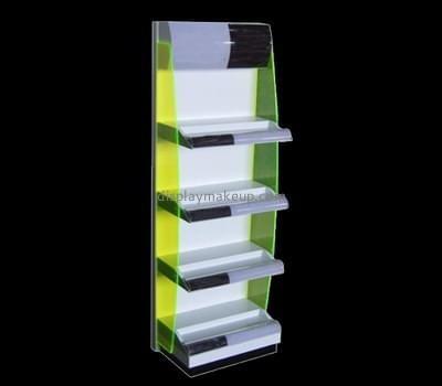 Customize lucite merchandise display rack DMD-2290