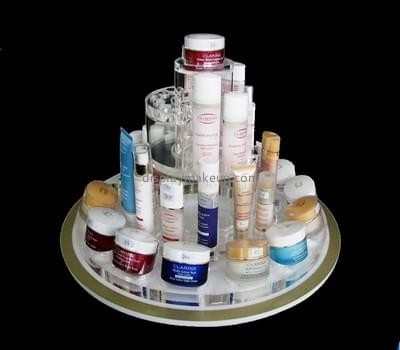 Customize plexiglass professional makeup display DMD-2293