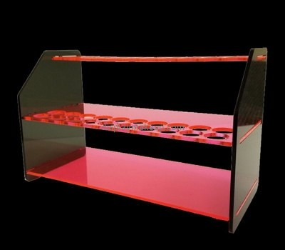 Customize lucite makeup display unit DMD-2310