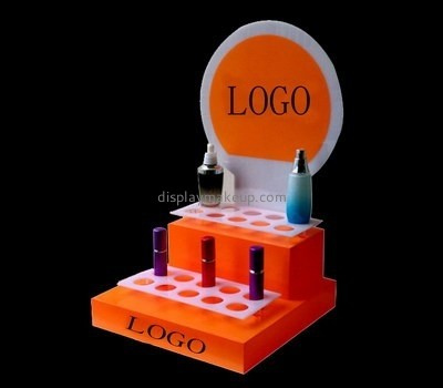 Customize acrylic tiered stand DMD-2309