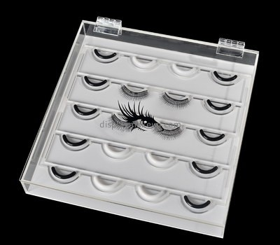 Customize lucite lash case BDC-2338