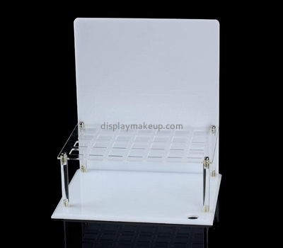 Customize lucite cosmetics display stands DMD-2388