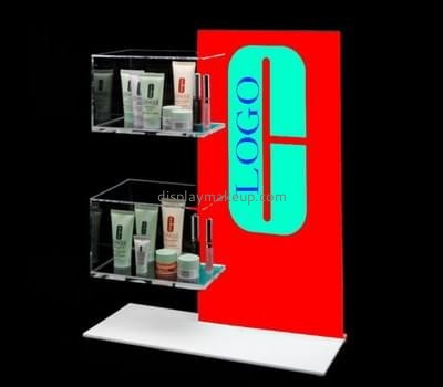 Customize acrylic retail product display stands DMD-2389