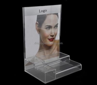 Customize acrylic retail counter display stands DMD-2391