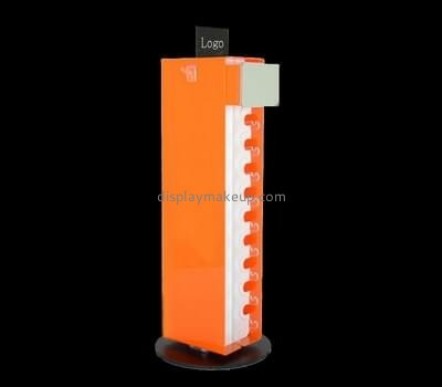 Customize lucite retail store display shelves DMD-2394